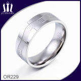 Roman Numerals Fing Ring