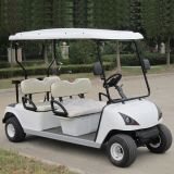 4 Seats Marshell Manufacture Colorful Electric Golf Buggy (DG-C4)