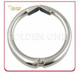 Fashion Design Metal Bracelet Purse Hook Promotion Gift