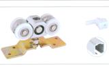 Professional Zinc Alloy Door Hanging Wheel (QD-931)