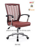 Modern Aluminium Office Swivel Leather Metal Chair Hotel Furniture (B616E)