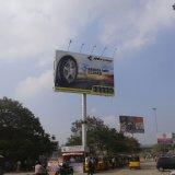 Cube Painting Frontlit Digital Billboard