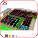Top Customized Trampoline Park According to Your Site Area