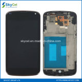 Original LCD Touch Screen Digitizer Assembly for LG Nexus4 E960