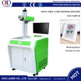 MOPA Metal iPhone Case Color Logo Marking Laser Marking Machine