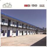 Temporary Dormitory Light Steel Frame Prefab Labor Camp