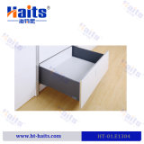 High-End New Furniture Drawer Slide Rail, Metal Furniture High Drawer Elegant Box Drawer Slides Ht-01. E1304