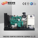 375kVA 300kw Open Type Cummins Diesel Generator Set