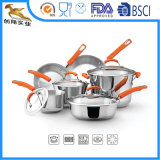 18/10 Stainless Steel OEM Cookware Home Appliance (CX-SS1207)