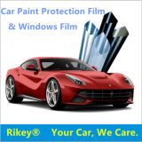 Pressure Adhesive Hydrophobic Invisible Vinyl Wraps for Cars