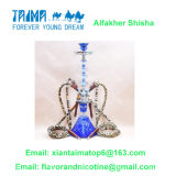 Alfakher Shisha 2018 Disposable Glass Hookah Pipe New Arrival