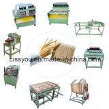 Sell Bamboo Wood Toothpick Cutting Toothpicks Making Polishing Production Machine