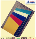 Building Material for Decoration Using Matt Color Aluminum Composite Panel