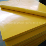Yellow Oil Nylon Plate (PA)