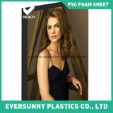 Snow White PVC Foam Sheet Product for Advertisement