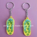 Soft PVC Flip Flop Keyrings Promotion Gift