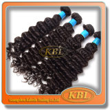 Kinky Curly Clip in Hair Extensions, 8A Grade Brazilian Hair Bundles, Brazilian Human Hair Bulk