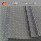 Tear Drop Galvanized Steel Checkered Plate Price