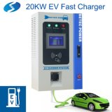 Electric Vehicle Charging Station with LCD Touch Screen