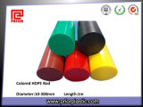 Colored High Density PE Rod with 10-300mm Diameter