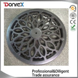 Sand casting sand cast heavy umbrella base OEM service