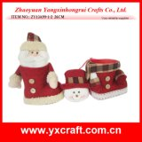 Christmas Decoration (ZY13A99-1-2 26CM) Christmas Gift Greeting