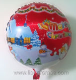 New Year Christmas Decoration Gift Foil Balloon
