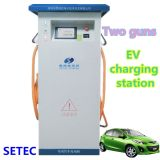 High DC Voltage Fast Charger for Electric Cars