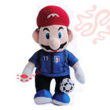 Plush Cartoon Music Doll Toy