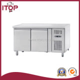 2 Doors Air-Cooled Refrigerated Bakery Counters (BAC series)
