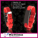 Hottime Power Silicone Bracelet (CP-JS-GM-001-2)
