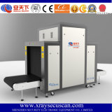 Army and Board Access Control X Ray Baggage Scanning System