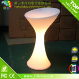 Colorful LED Bar Stool with Plastic