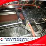 WPC Wood Plastic Composite Profile Machine