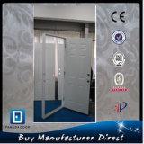 American Classy Prehung Steel Front Door with Brickmold
