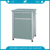 Popular! AG-Bc009 Durable Hospital Bedside Cabinet