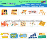 Daily Life Knowledge Montessori Toy for Sale (HC-243-1)