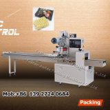 Double Motor Flow Automatic Intant Noodles Packaging Wrapping Machines