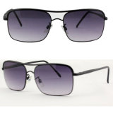 Black Designer Quality Fashion Metal Sunglasses for Men (14236)