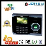 Professional TCP/IP WiFi Fingerprint Biometric Attendance Terminal with USB-Host (JYF-U160)
