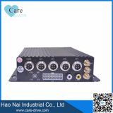 4 Channel Video Recorder Mobile DVR Monitor System for Bus Company