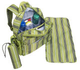 More Function Mammi′s Backpack with Baby′s Changing Mat (DX-MB1501)