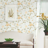 High Quality Deep Embossed Home PVC Wallpaper (SY081404)