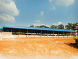 Prefabricated Steel Structure Shed (SSW-621)