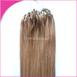Light Brown Indian Hair Micro Loop Hair Extensions