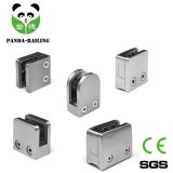 Stainless Steel Balustrade/ Stairs Glass Fitting / Handrail Fitting Glass Clamp