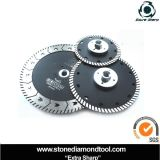 "5""-9"" Turbo Wave Dry Grinding Cutting Diamond Saw Blades"
