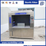Low Cost HEPA Filter Leak Detector