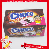 Three Color Cream Candy Chocolate Snack (CHO-89)