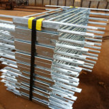 Hot DIP Galvanized Pedestrian Barrier Exported to USA